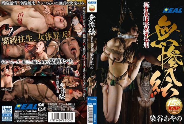 [XRW-393] A Pitiful Picture An Extremely Private S&M P****hment Ayano Sometani