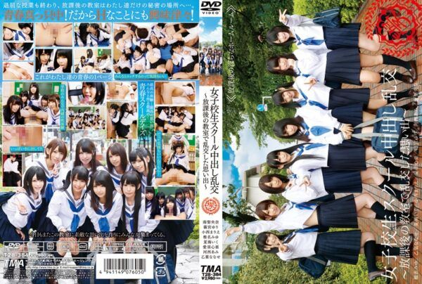 T28-384 Memories – Which Signed Turbulent In Orgy – After-school Classroom Pies School Girls School